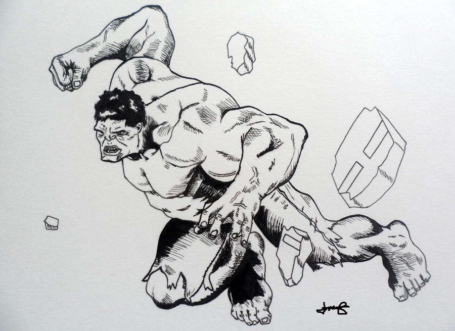 MR HULK by 05emort123
