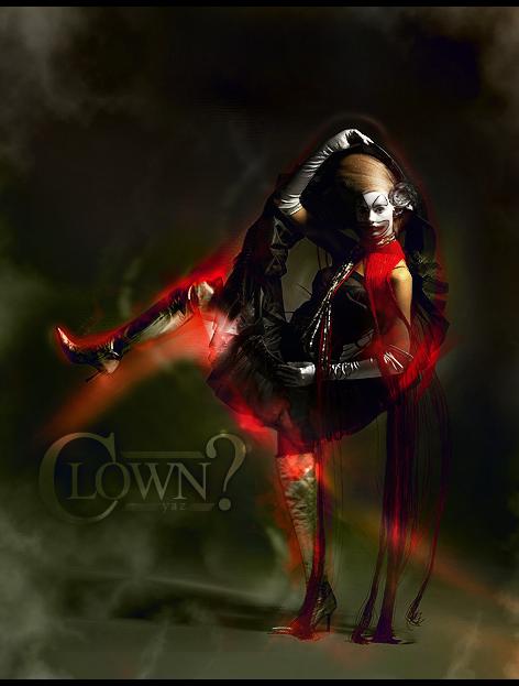 clown ? by yaz24