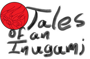 Tales of an Inugami Title Card