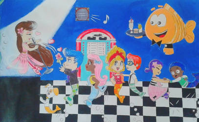 Its time for Bubble Guppies favourites by joeysclues on DeviantArt