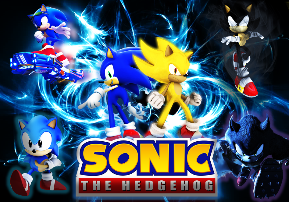 Sonic The Hedgehog Wallpaper By SonicpoX