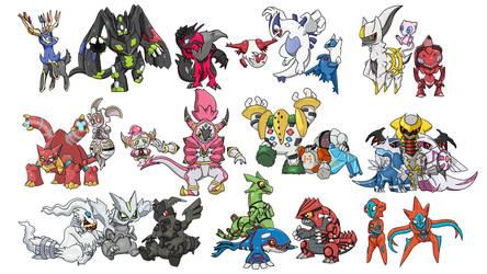 Poke Legends by hookls