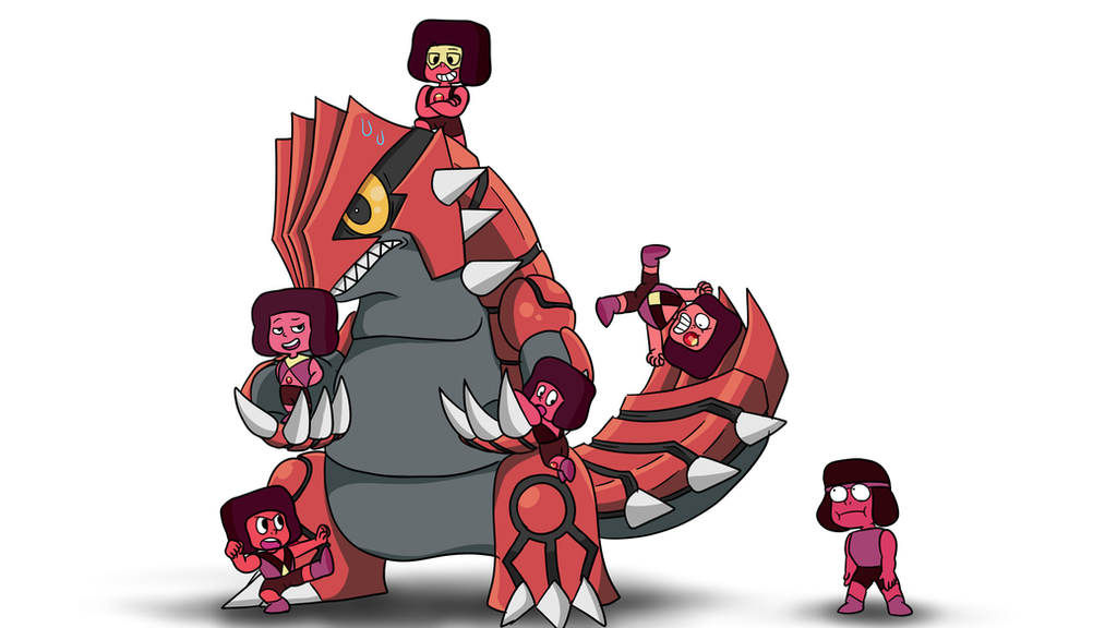 how to find groudon in ruby
