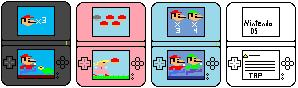 Mini DS by mariokidd319