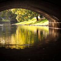 Under the bridge by billysphoto