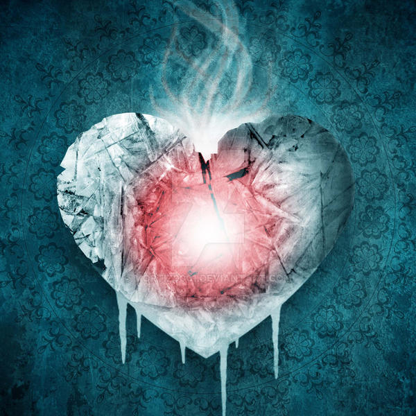Frozen heart by mortiz0001 on DeviantArt