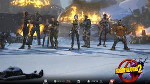 Borderlands 2 - The Vault Hunter Coalition
