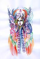 Schmetterling-ornamental by Joinerra