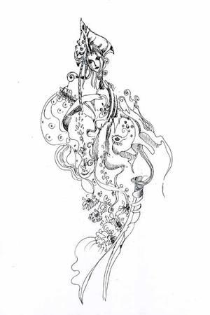 Sea-princess by Joinerra