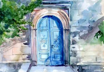Behind-the-blue-door-04 by Joinerra