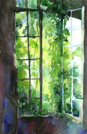Open-window by Joinerra