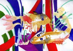 Golden-fish