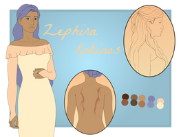 Zephira Kokinos - Full Reference {2017} by MagikalMoo