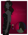 Annore De Luca - Full Reference 2018