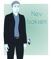 Nev Isaksen - Full Reference 2018 by MagikalMoo