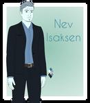 Nev Isaksen - Full Reference 2018