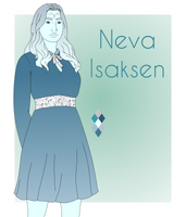 Neva Isaksen - Full Reference 2018 by MagikalMoo