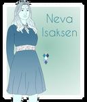 Neva Isaksen - Full Reference 2018