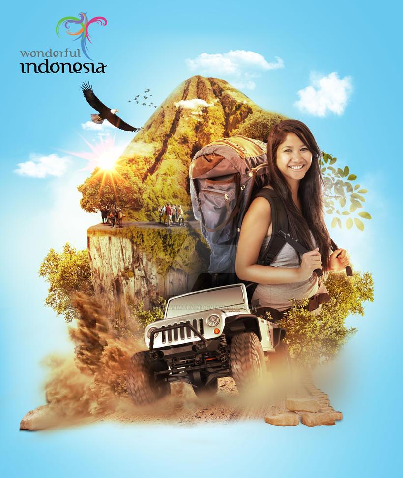 Wonderful Indonesia by mawanmalvin