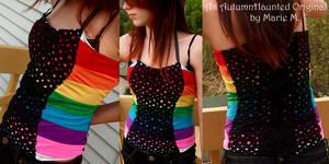 rainbow scene