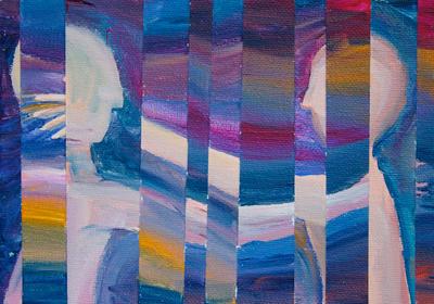 Different wavelengths by mariedark