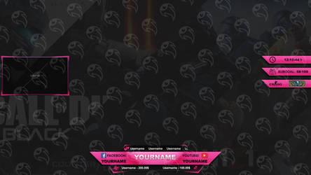 Streamity.gg - Overlay - #020