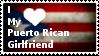 Puerto Rican Girlfriend Stamp by TheDarkWingGuardian