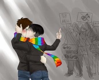 Gay Pride by TheDarkWingGuardian