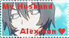 Stamp Request: Alex-kun by TheDarkWingGuardian