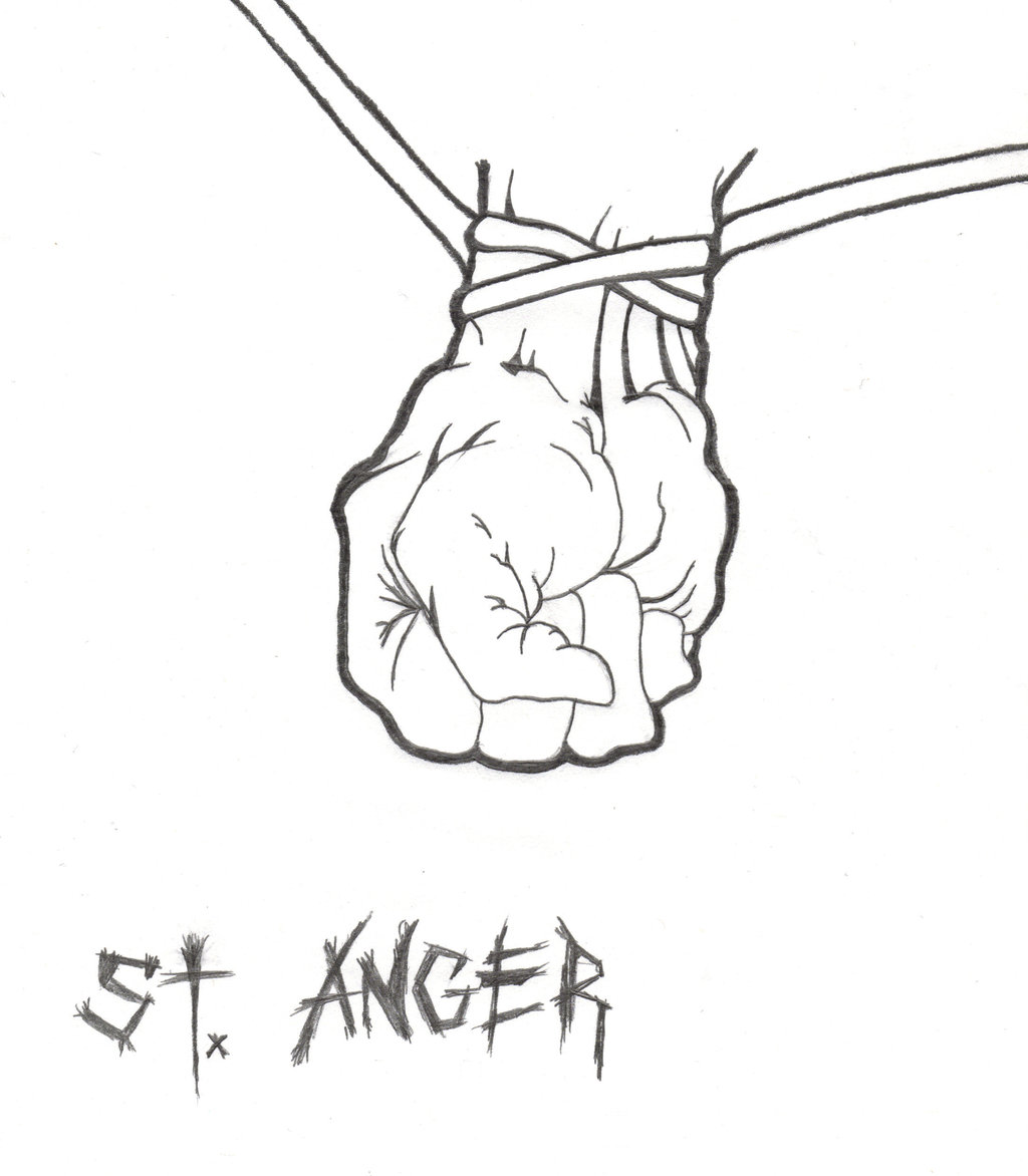 St Anger Tattoo