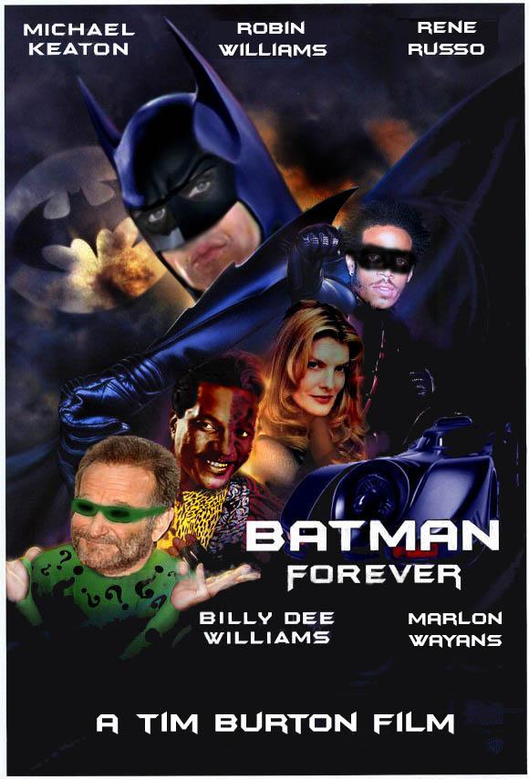 Tim Burton's Batman Forever by GoldeneyeNeverDies