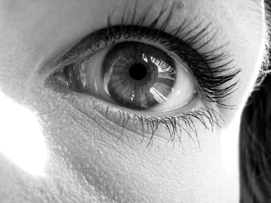 eye deviantart camera