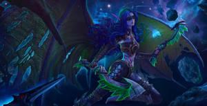 Demon hunter (Aravariel)