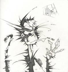 spidermonkey by JWPippen