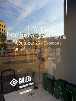 Oct 23rd Opening - District Gallery