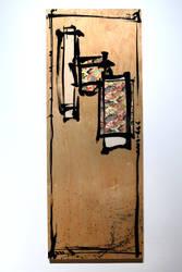 Shoji Panel 2 by JWPippen