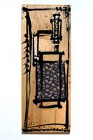 Shoji Panel 3 by JWPippen