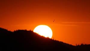 Sunset 1876