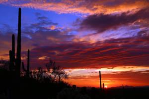 Sunset 0482 by Mammoth-Hunter