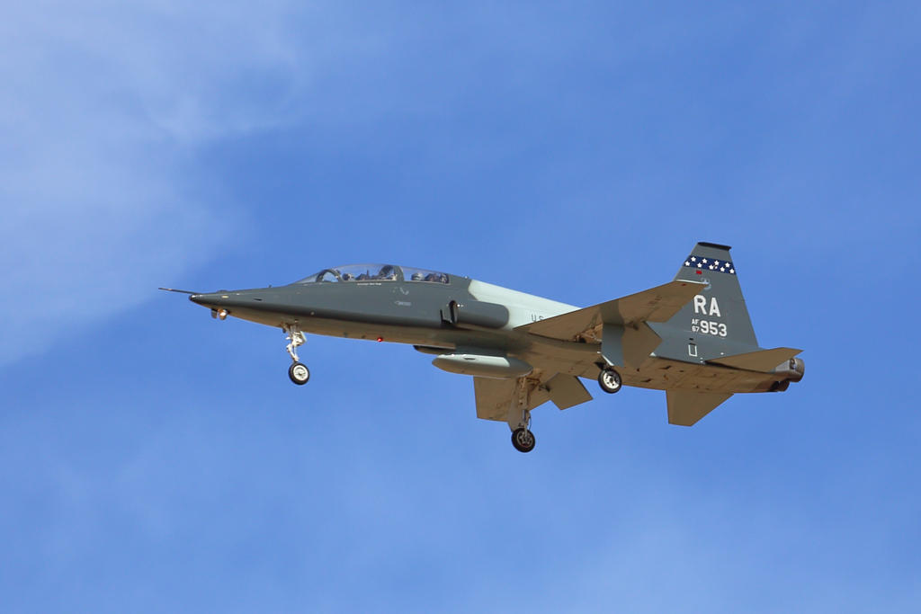 T-38 Talon by Mammoth-Hunter