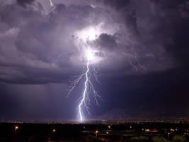 Lightning Storm, Tucson AZ