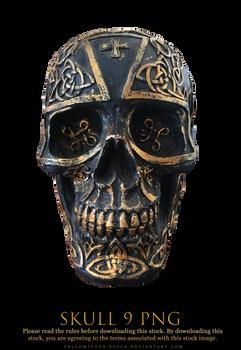 skull 9 png