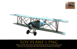 toy plane 1 png