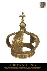 crown 1 png by yellowicous-stock