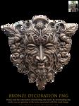 bronze decoration png