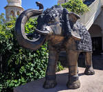 elephant statue 7