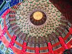 colorful arched ceiling 1 by yellowicous-stock