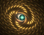 Naruto's Eye by aremco7