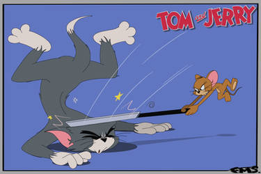 Tom and Jerry. by minrpro
