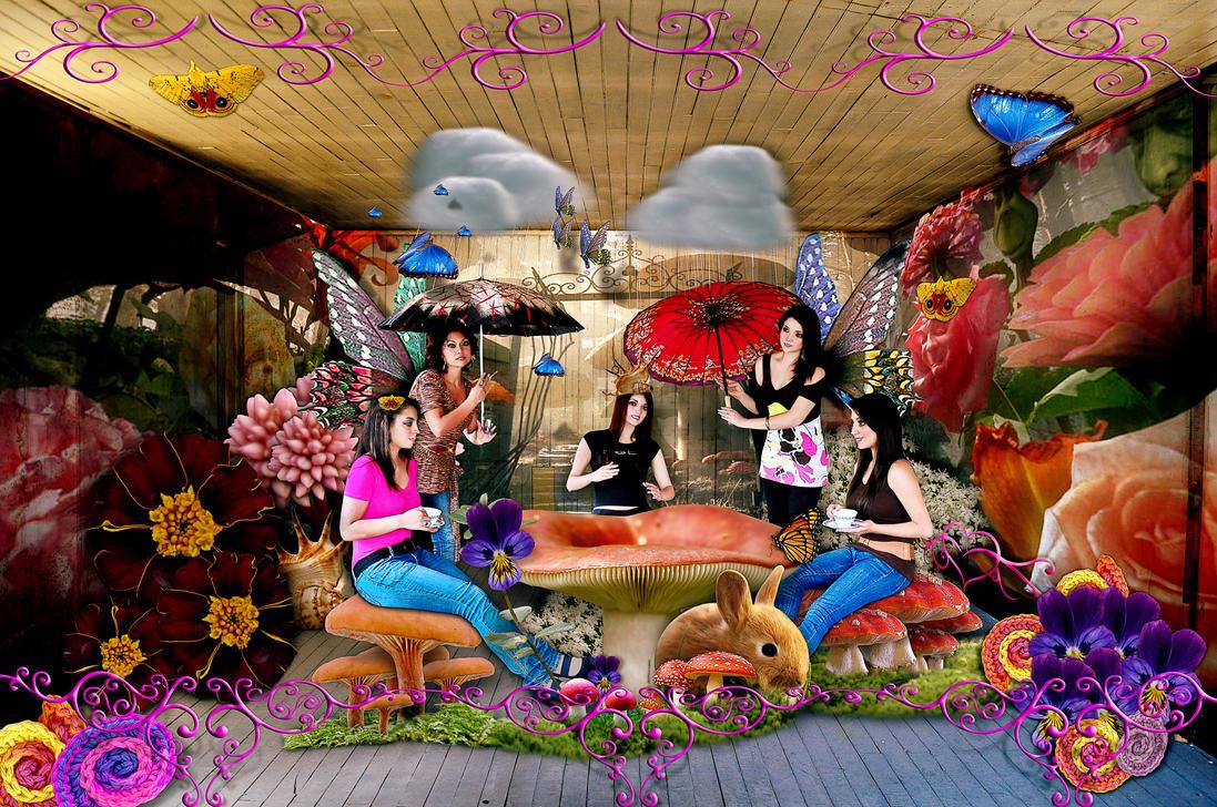 Wonderland by BENAFOG
